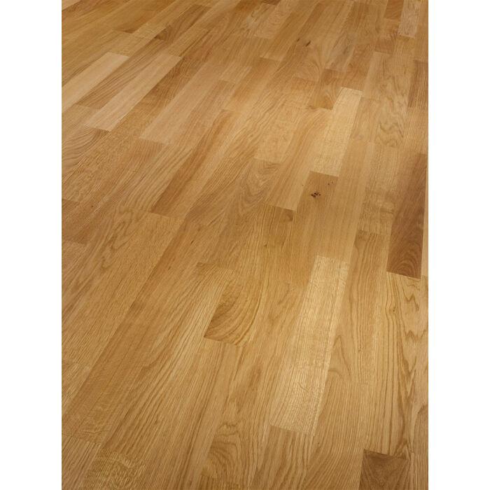 Basic 11-5 Tölgy 3 osztásos laminált padló , Parador parketta