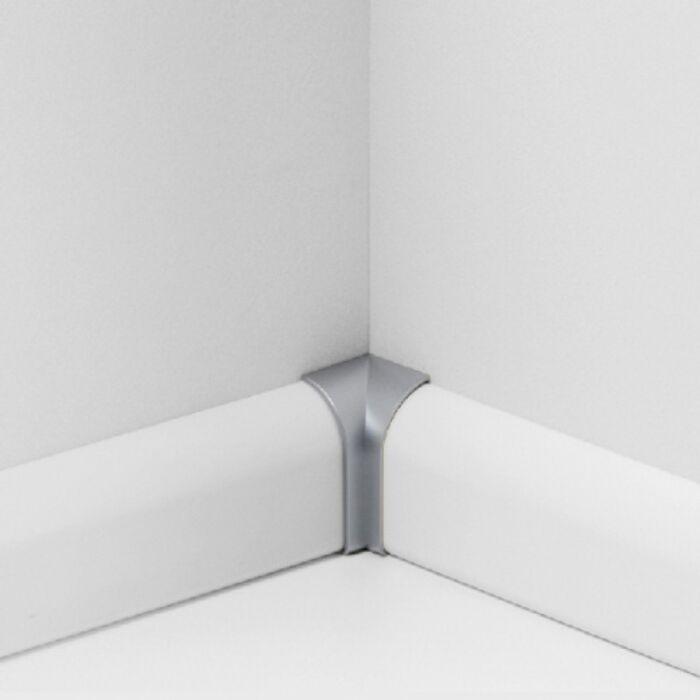 Sorolóelem SL2 belső sarok Típus 2 Alu szín, Parador Parketta
