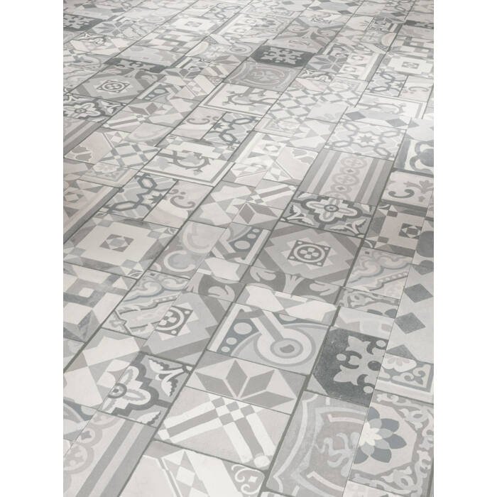 Trendtime 5.30 Ornamentic grey laminált padló, Parador Parketta