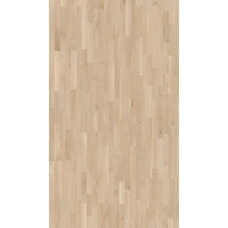 Készparketta - Basic 11-5 - Oak white pore