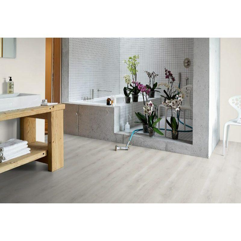 Laminált padló - Classic 1050 4V - Oak Vintage white
