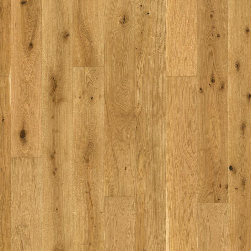 Készparketta - Basic 11-5 - Oak brushed - olajozott
