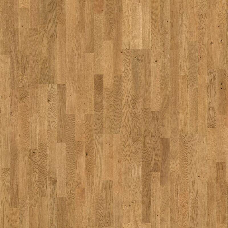 Készparketta - Basic 11-5 - Knotty oak - matt lakkozott
