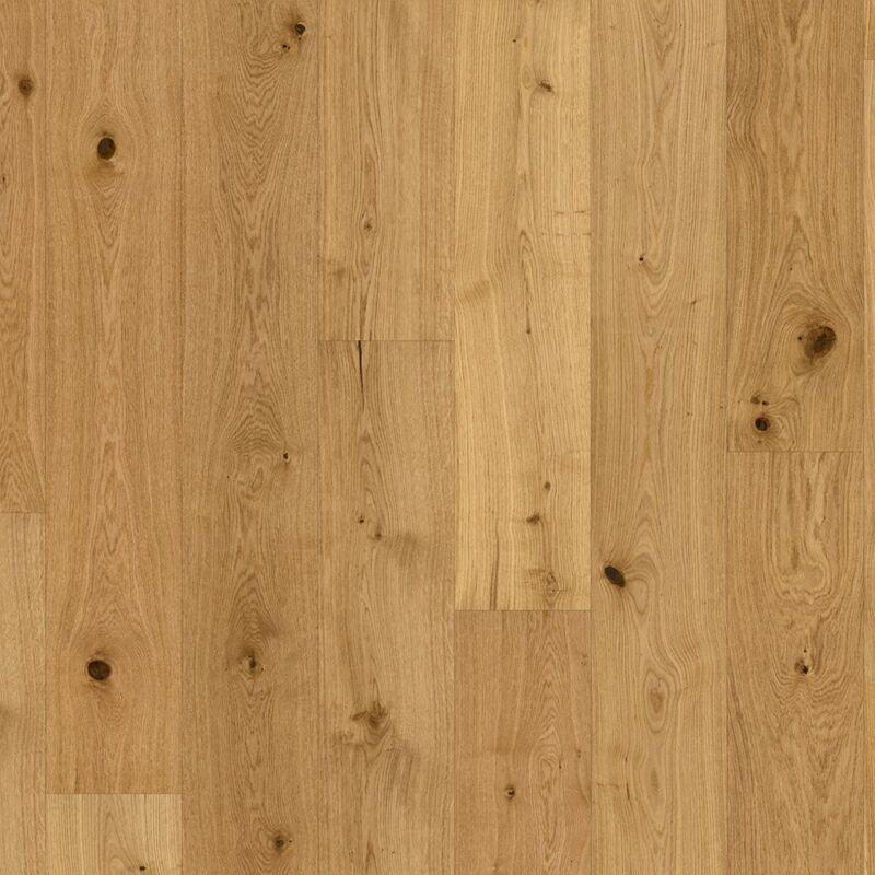 Készparketta - Basic 11-5 - Oak - matt lakkozott