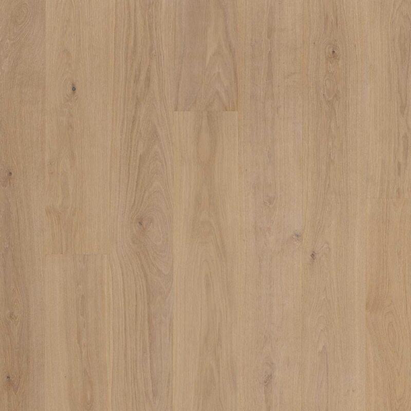Készparketta - Classic 3060 - Oak - fehér matt lakkozott