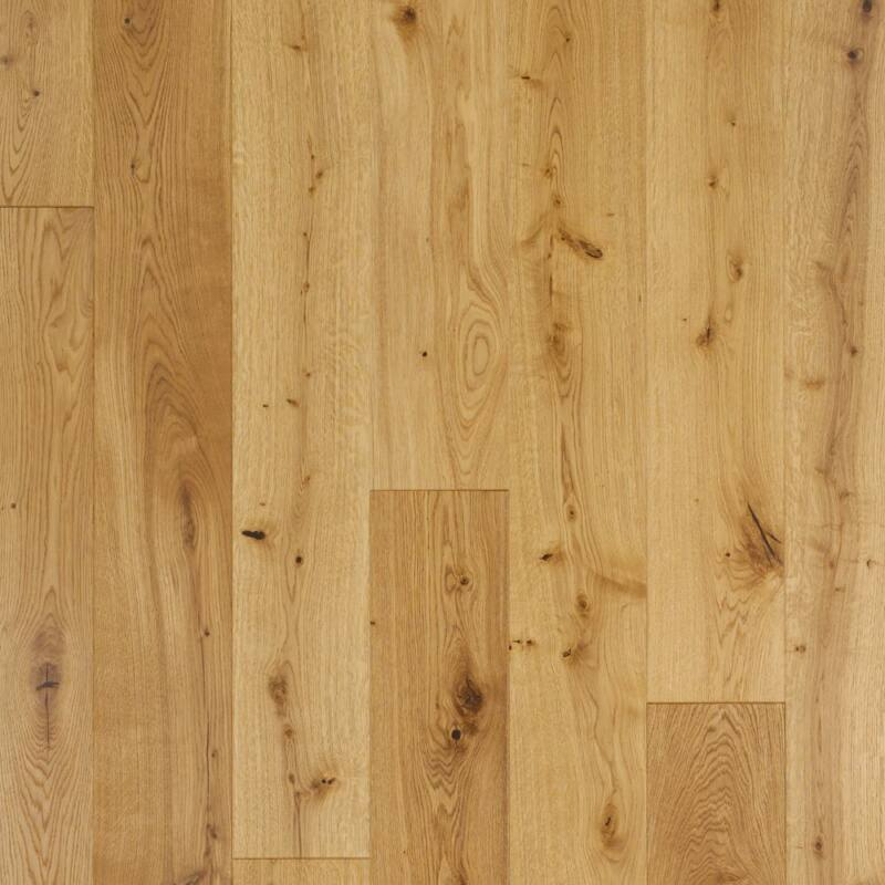 Készparketta - Classic 3060 - Oak brushed - matt lakkozott