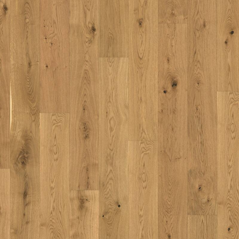 Készparketta - Classic 3025 - Oak brushed - matt lakkozott