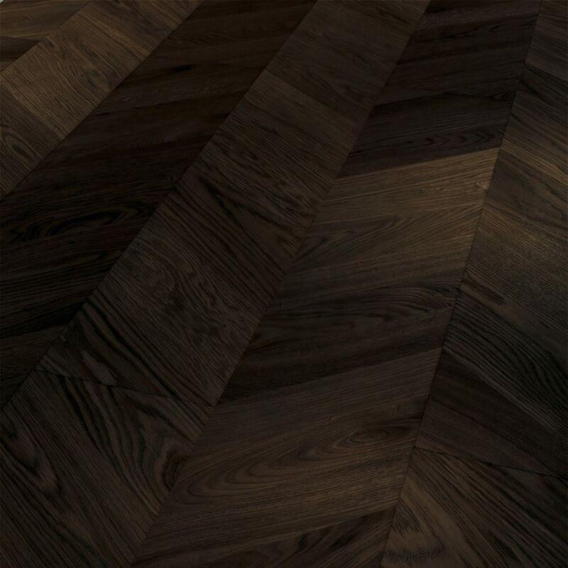 Designer készparketta - New Classics - Hadi Teherani - FRENCH OAK smoked