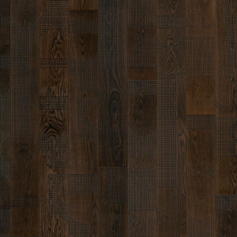 One Ground - Készparketta - BOLOGNA Oak smoked