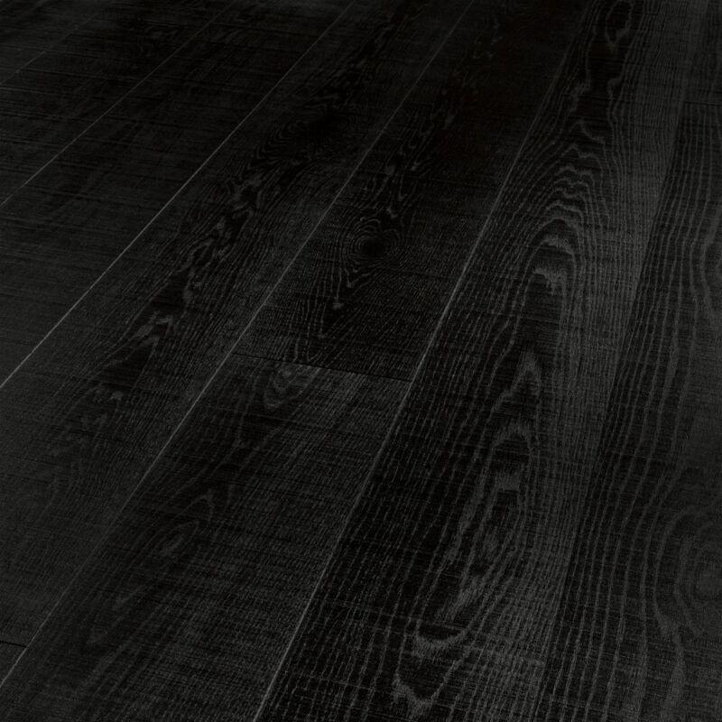 Készparketta - Trendtime 6 - Oak noir - olajozott