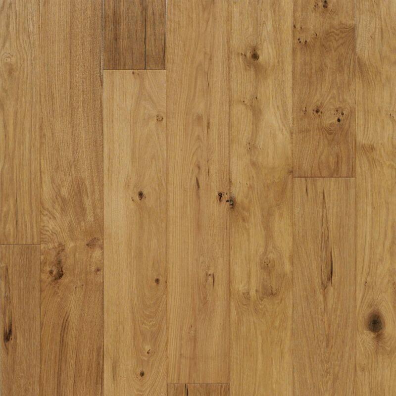 Készparketta - Trendtime 8 - Oak handcrafted - olajozott
