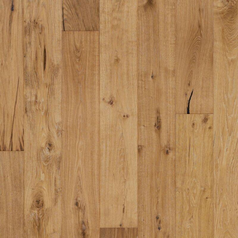 Készparketta - Trendtime 8 -  Oak limed handcrafted - olajozott
