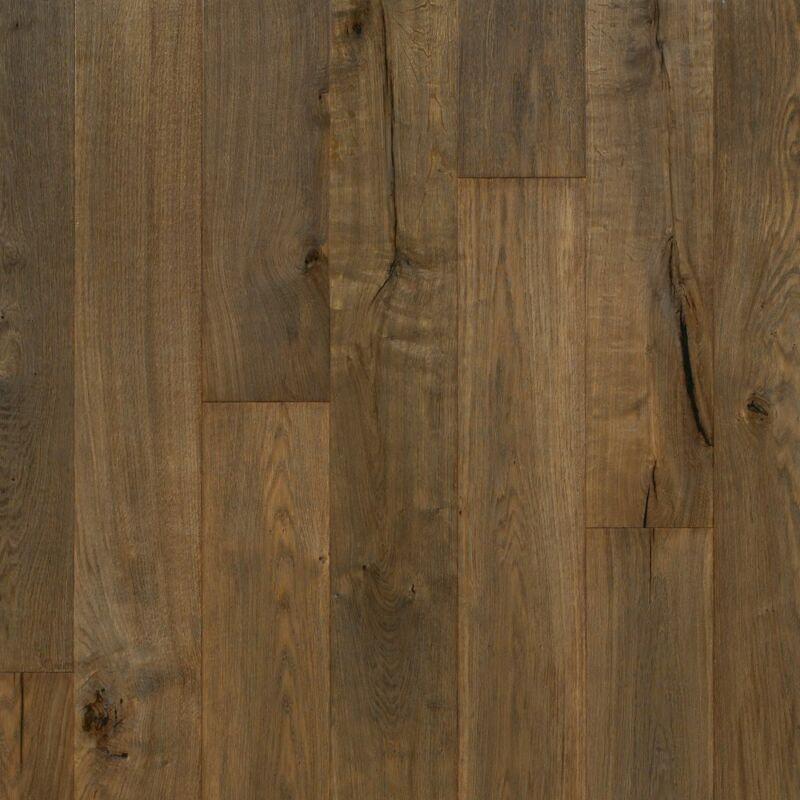 Készparketta - Trendtime 8 - Oak smoked grey handcrafted - olajozott