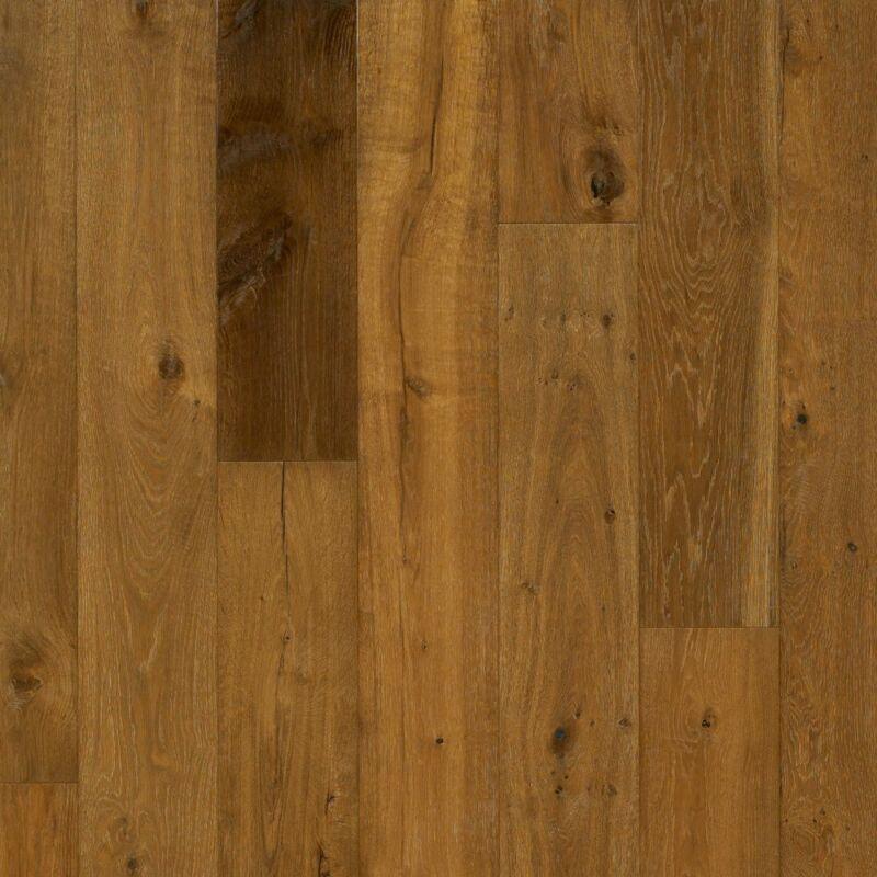 Készparketta - Trendtime 8 - Oak smoked handcrafted - olajozott