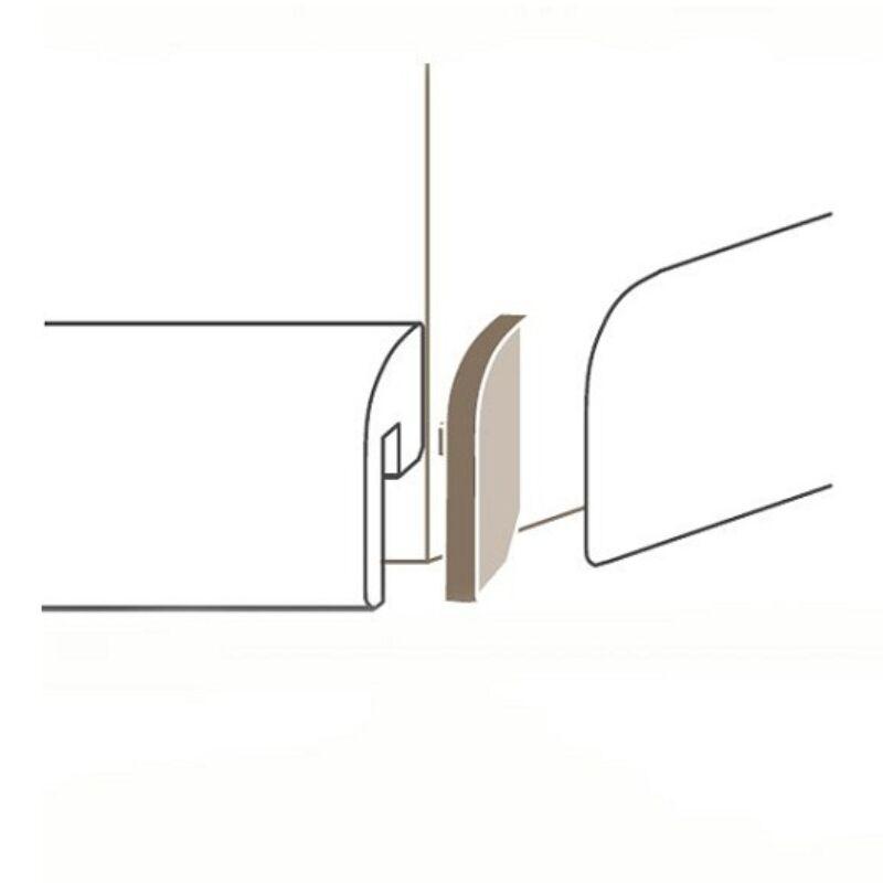 Sorolóelem SL2 külső sarok Típus 1 Alu szín, Parador Parketta