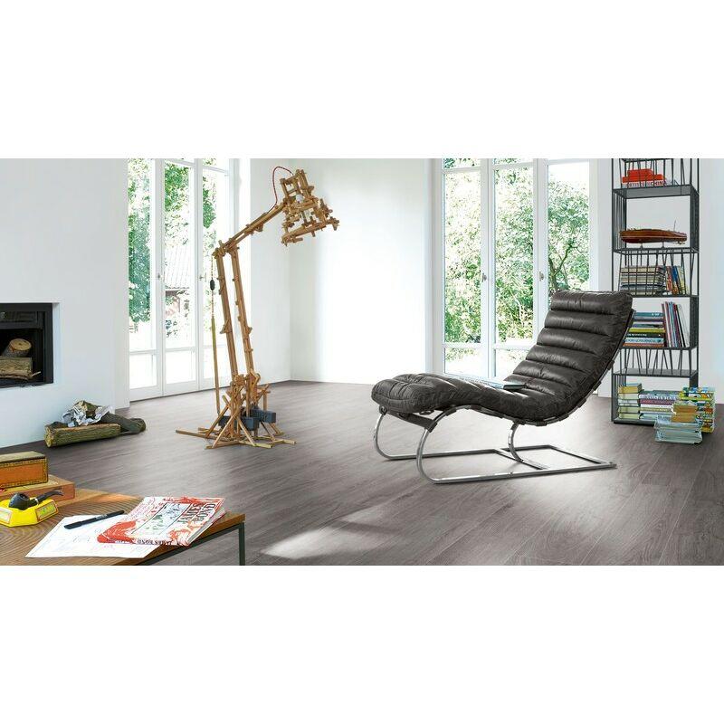 Laminált padló - Basic 600 - Oak light-grey