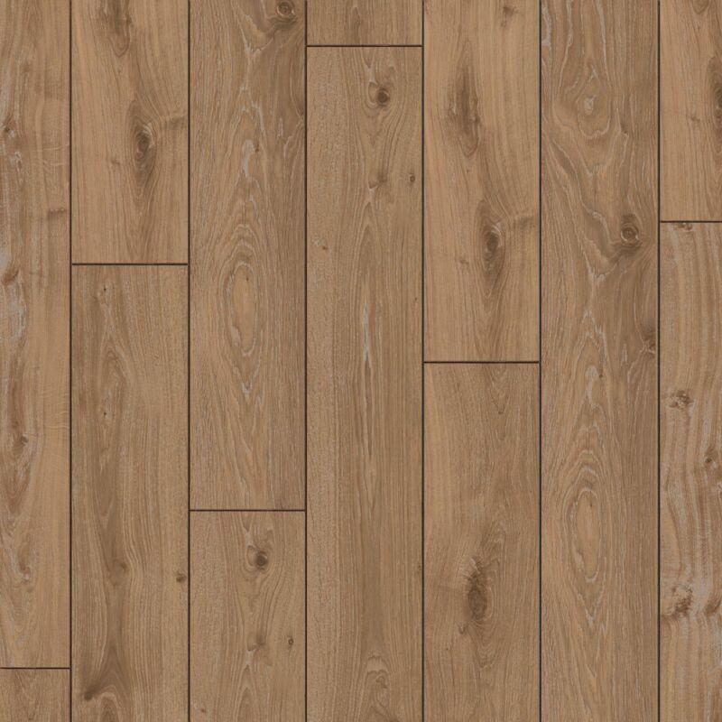 Laminált padló - Classic 1050 4V - Oak dark-limed