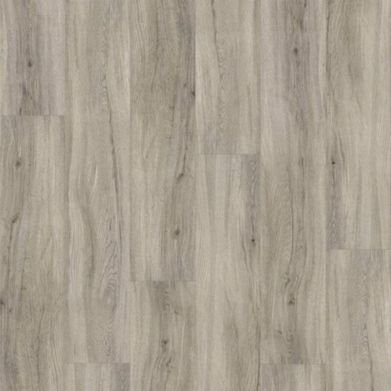 HDF Vinyl - Basic 30 - Oak pastel-grey