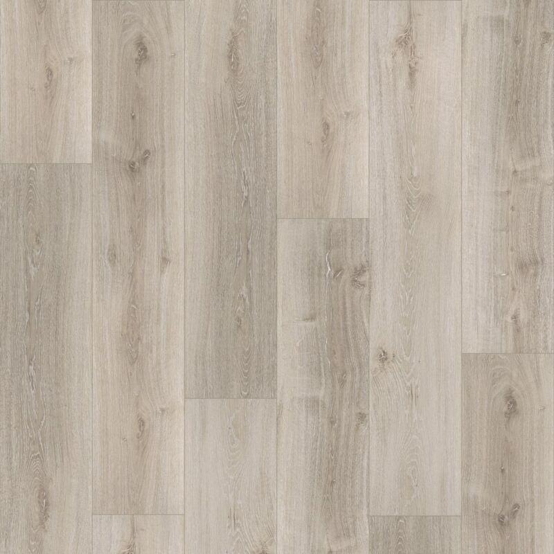 SPC vinyl - Basic 5.3 - Oak grey whitewashed
