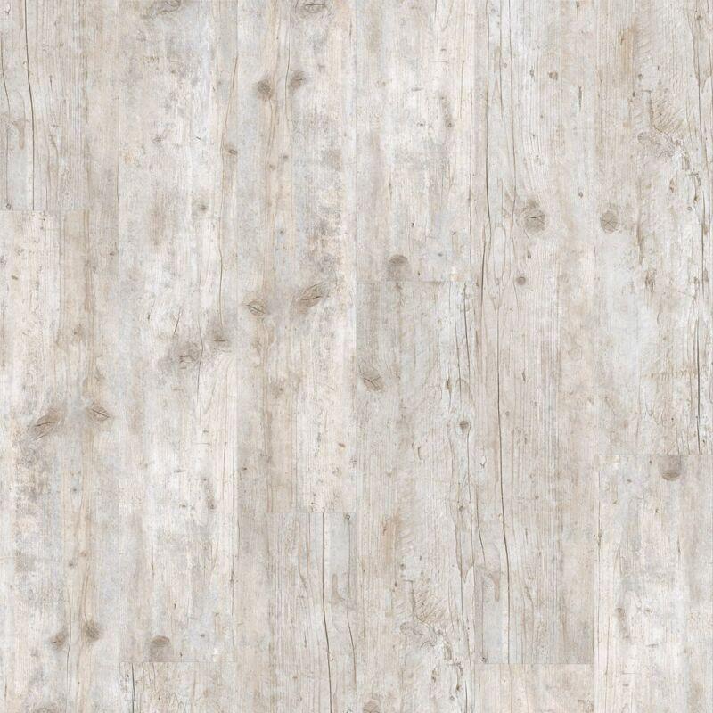 HDF Vinyl - Classic 2030 - Old wood whitewashed