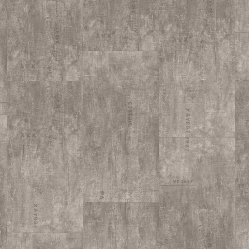 SPC vinyl - Trendtime 5 - Industrial Canvas grey